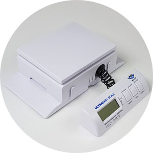 MyWeigh Ultrascale MBSC-55: Waage abnehmbares Display