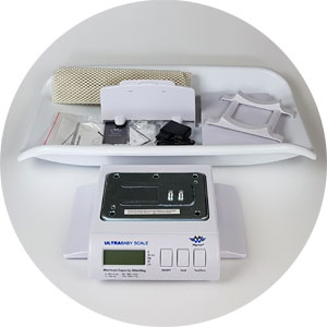 Babywaage MyWeigh Set