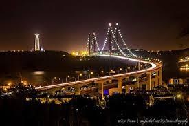 Ночной город Лиссабон
