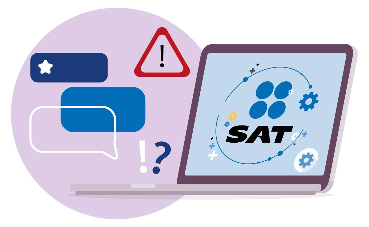 Claves de servicio para facturar renta de inmueble SAT