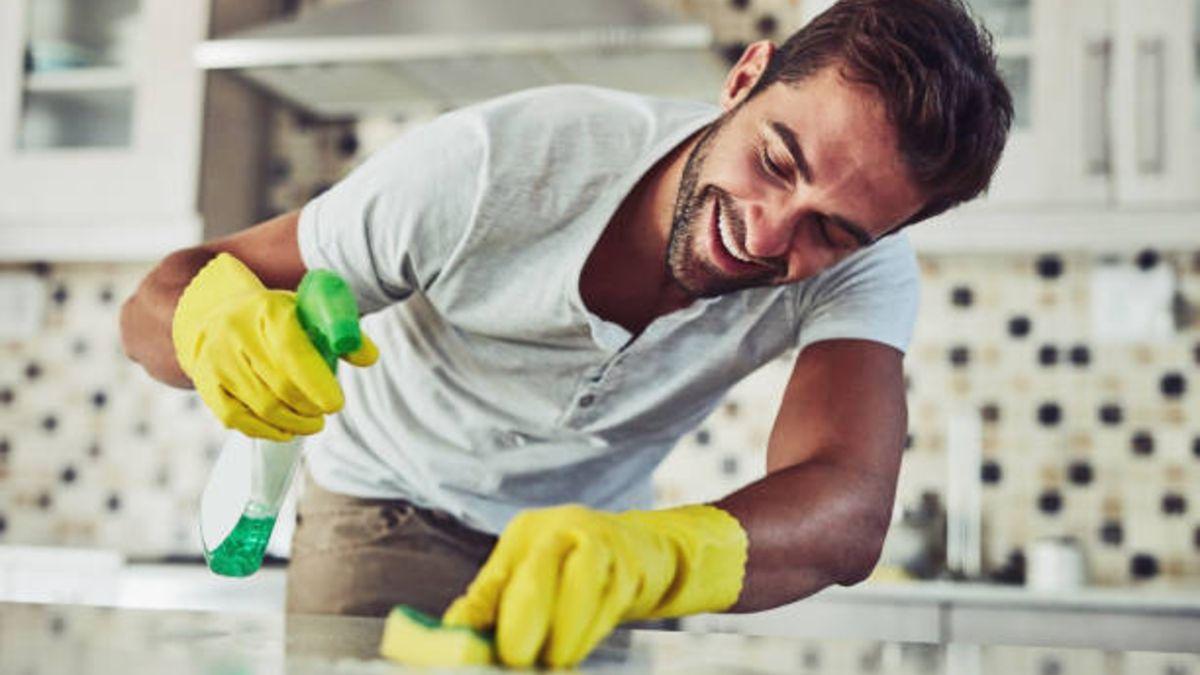 20 Pasos de limpieza para presentar una casa a cliente