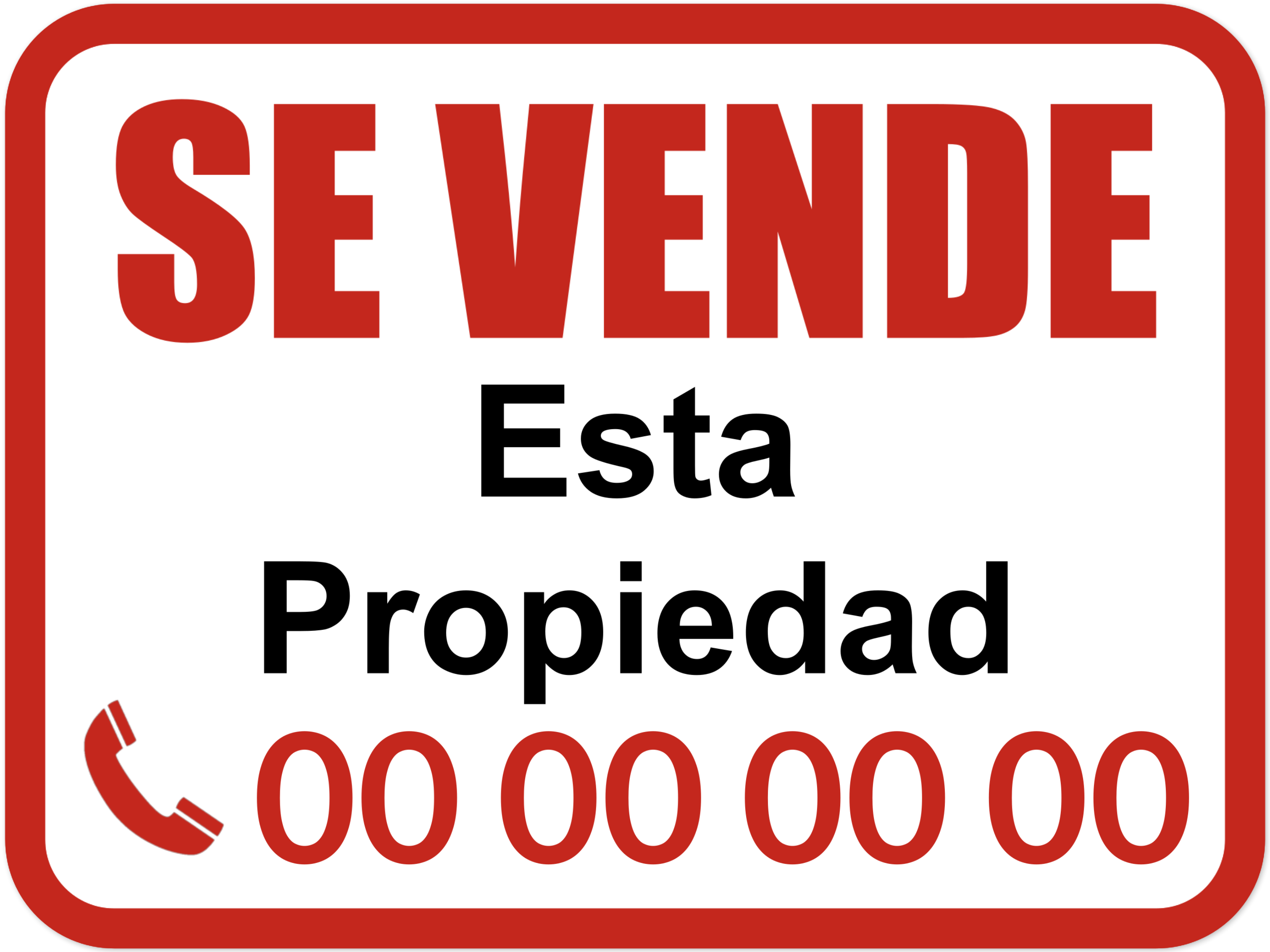 Consejos para el uso de rótulos y lonas para anuncias inmueble en renta o venta
