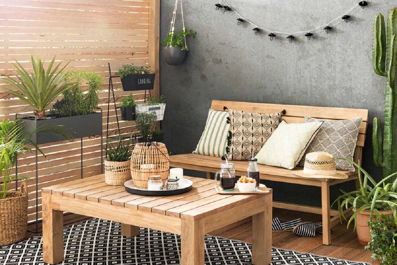 Consejos para decorar terrazas peque as viso bienes - Decorar terrazas pequenas ...