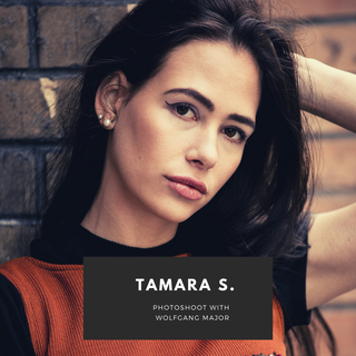 Photoshoot: Tamara S. by Wolfgang Major!