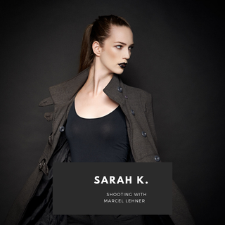 Photoshoot: Sarah K by Marcel Lehner!
