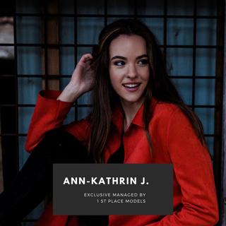 New Model: Ann-Kathrin J.!