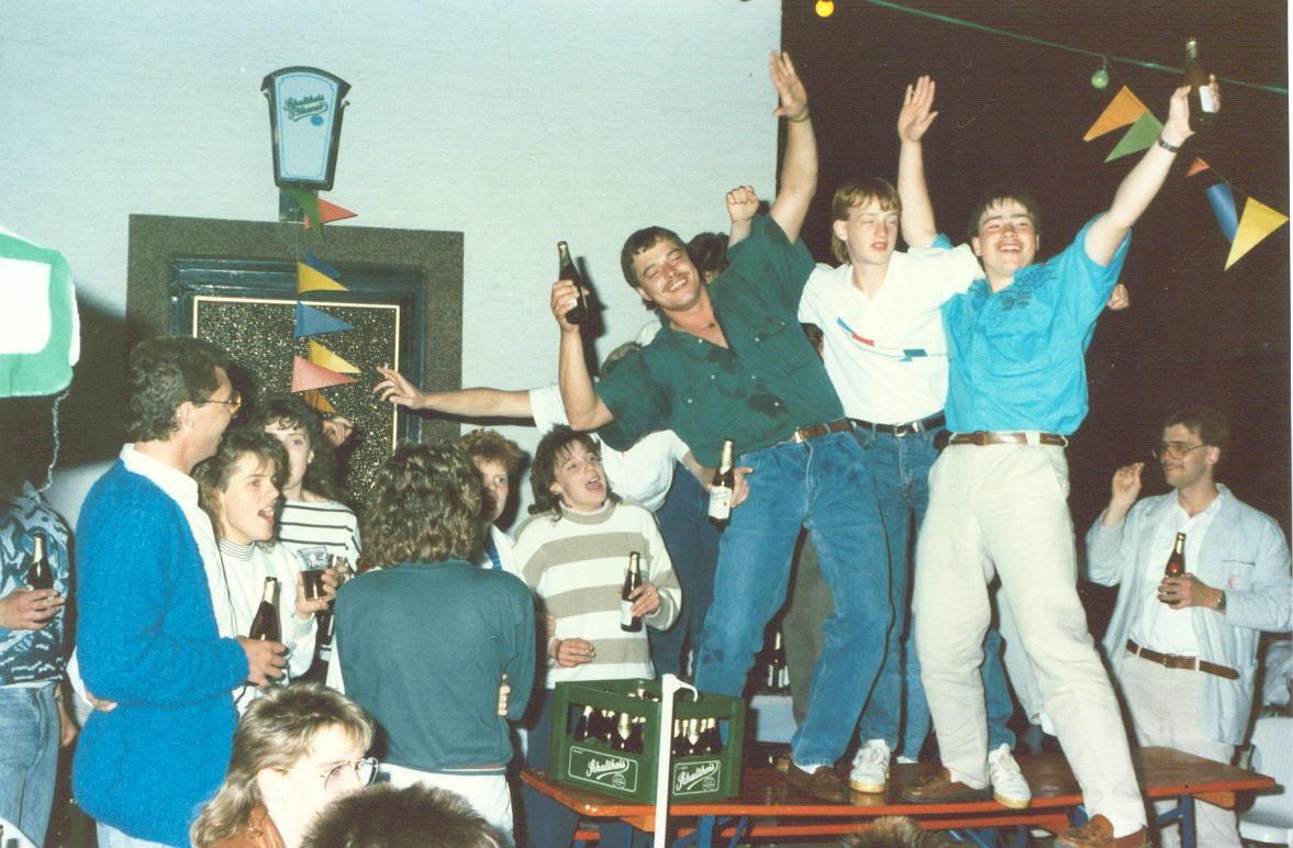 Erfolgsfeier - Dülmen - 1988