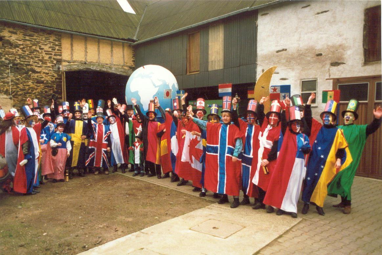 Fastnacht in Binningen - 1998