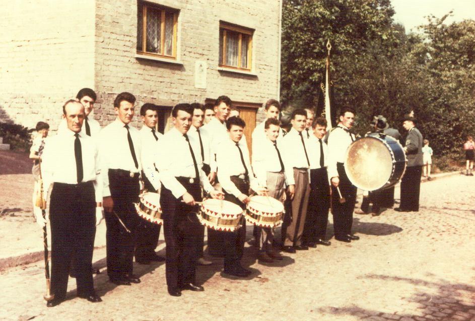 Kirmes in Binningen - 1961