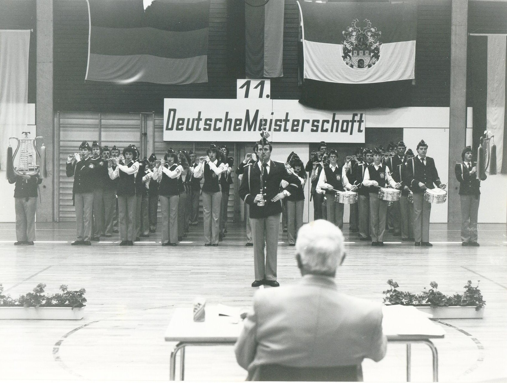 Deutsche Meisterschaft in Celle - 1982