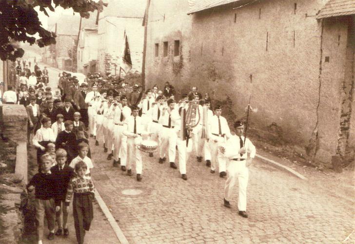 Schützenfest Binningen - 1963