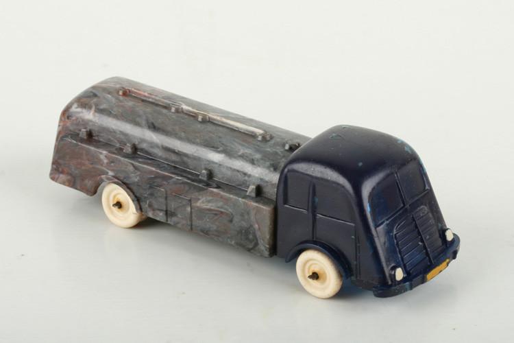 Wiking Fiat Tankwagen blautransparent/mischgrau - ZUSCHLAG Auktionshaus Wrede 1.700,– Euro