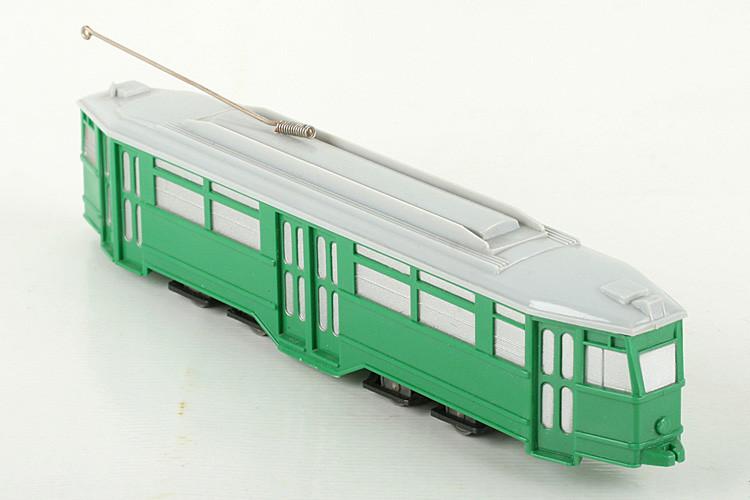 Wiking Straßenbahn grün - ZUSCHLAG Auktionshaus Wrede 450,– Euro