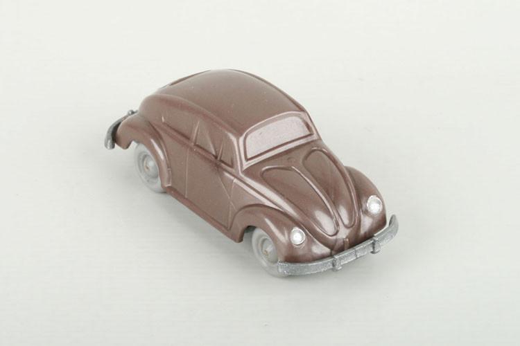 Wiking VW Käfer Ovali braunmetallic - ZUSCHLAG Auktionshaus Wrede 1.700,– Euro