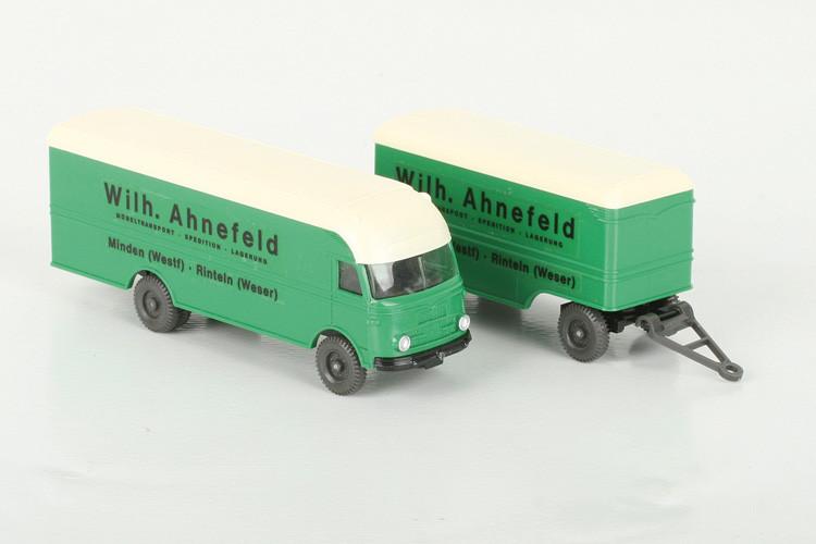Wiking Werbemodell Ahnefeld (3) - ZUSCHLAG Auktionshaus Wrede 1.800,– Euro