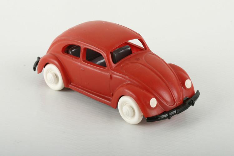 Wiking 1:40 VW Brezelkäfer hellbraunrot lackiert - ZUSCHLAG Auktionshaus Wrede 1.700,– Euro