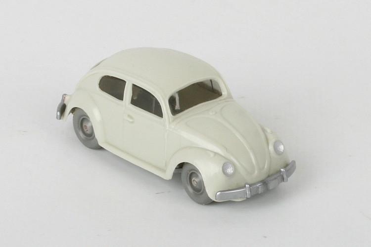 Wiking VW Käfer 1200 d'-papyrusweiß - ZUSCHLAG Auktionshaus Wrede 630,– Euro