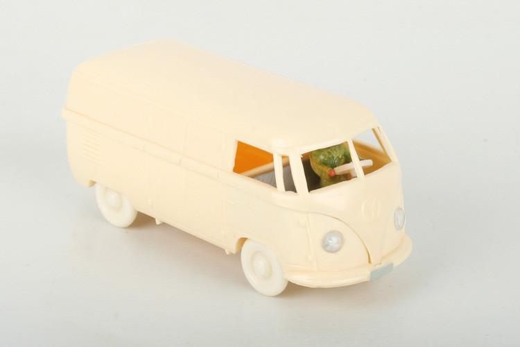 Wiking 1:40 VW Kasten mit Heckklappe creme - ZUSCHLAG Auktionshaus Wrede 1.500,– Euro