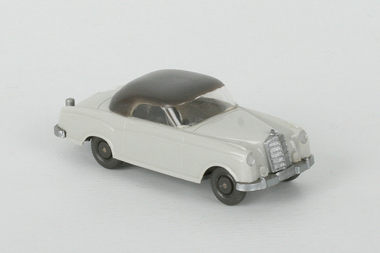 Wiking Mercedes 220 Coupé lichtgrau - ZUSCHLAG Auktionshaus Wrede 1.000,– Euro
