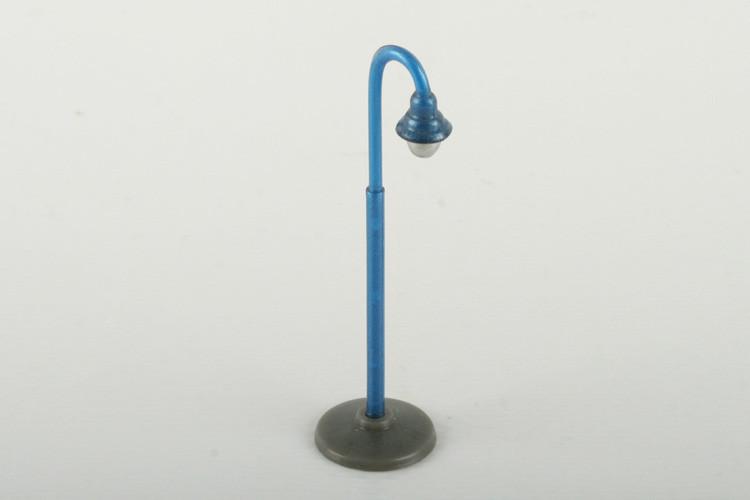 Wiking Bogenlampe blaumetallic - ZUSCHLAG Auktionshaus Wrede 130,– Euro