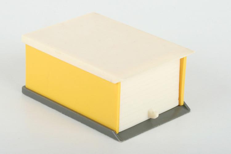 Wiking PKW Garage gelbe Wände - ZUSCHLAG Auktionshaus Wrede 400,– Euro