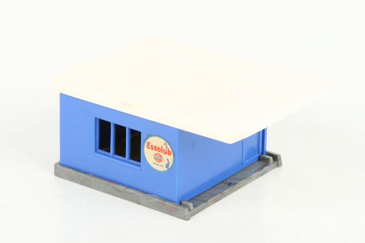 Wiking Haus zur Tankstelle ultramarin - ZUSCHLAG Auktionshaus Wrede 1.800,– Euro