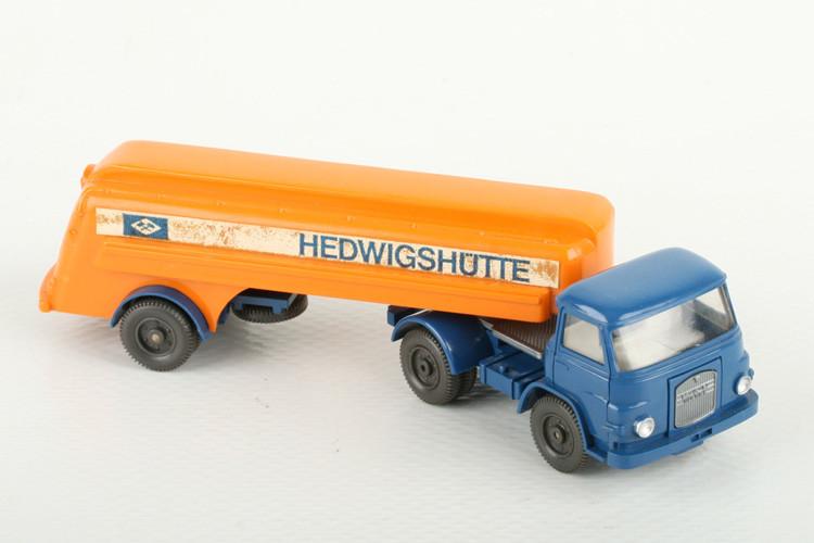 Wiking Werbemodell Hedwigshütte (1), Variante A - ZUSCHLAG Auktionshaus Wrede 900,– Euro