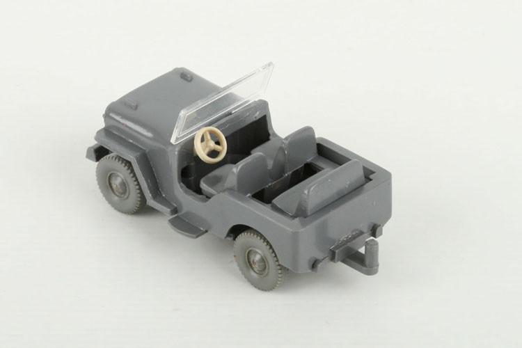 Wiking Jeep Haube eckig (mit Germany) - ZUSCHLAG Auktionshaus Wrede 600,– Euro