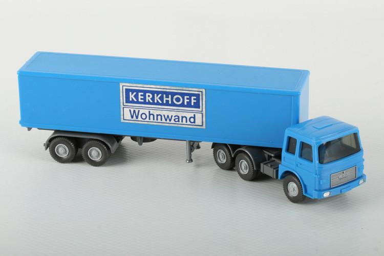 Wiking Werbemodell Kerkhoff (2) - ZUSCHLAG Auktionshaus Wrede 950,– Euro