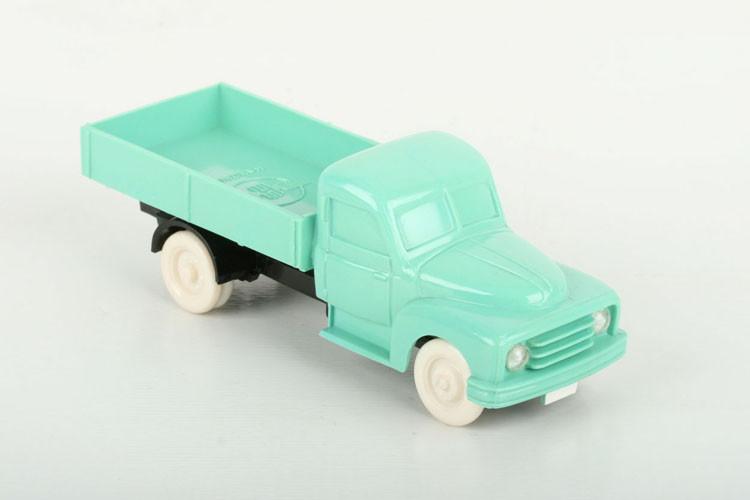 Wiking 1:50 Hanomag Diesel leuchtgrün - ZUSCHLAG Auktionshaus Wrede 1.200,– Euro
