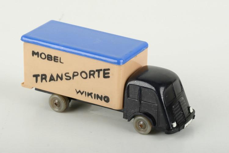 Wiking Fiat Möbelwagen Stempeldruck - ZUSCHLAG Auktionshaus Wrede 1.500,– Euro