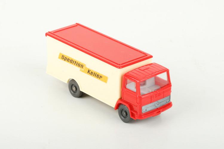 """Wiking Mercedes LP 1317 """"Spedition Keller"""" - ZUSCHLAG Auktionshaus Wrede 480,– Euro"""