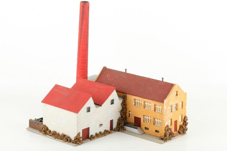 Faller Fabrik Nr. 214 - ZUSCHLAG Auktionshaus Wrede 600,– Euro