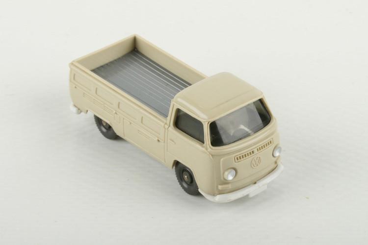 Wiking VW T2 Pritsche hellgelbgrau - ZUSCHLAG Auktionshaus Wrede 550,– Euro