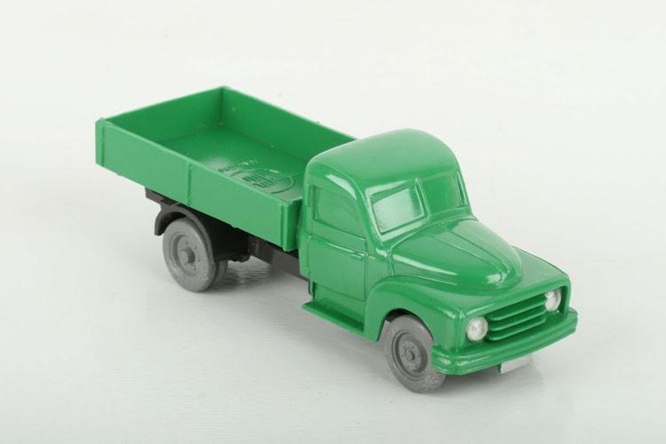 Wiking 1:50 Hanomag Diesel grün - ZUSCHLAG Auktionshaus Wrede 1.000,– Euro