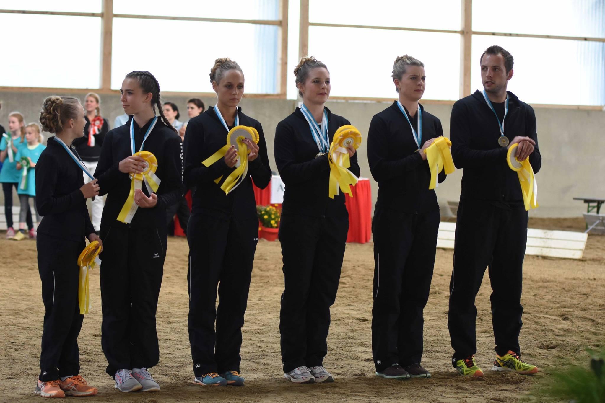 Überlegener Sieger bei den Seniorteams: Ingelsberg 1