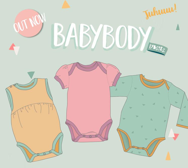OUT NOW:  E-Book zum Babybody ist online!