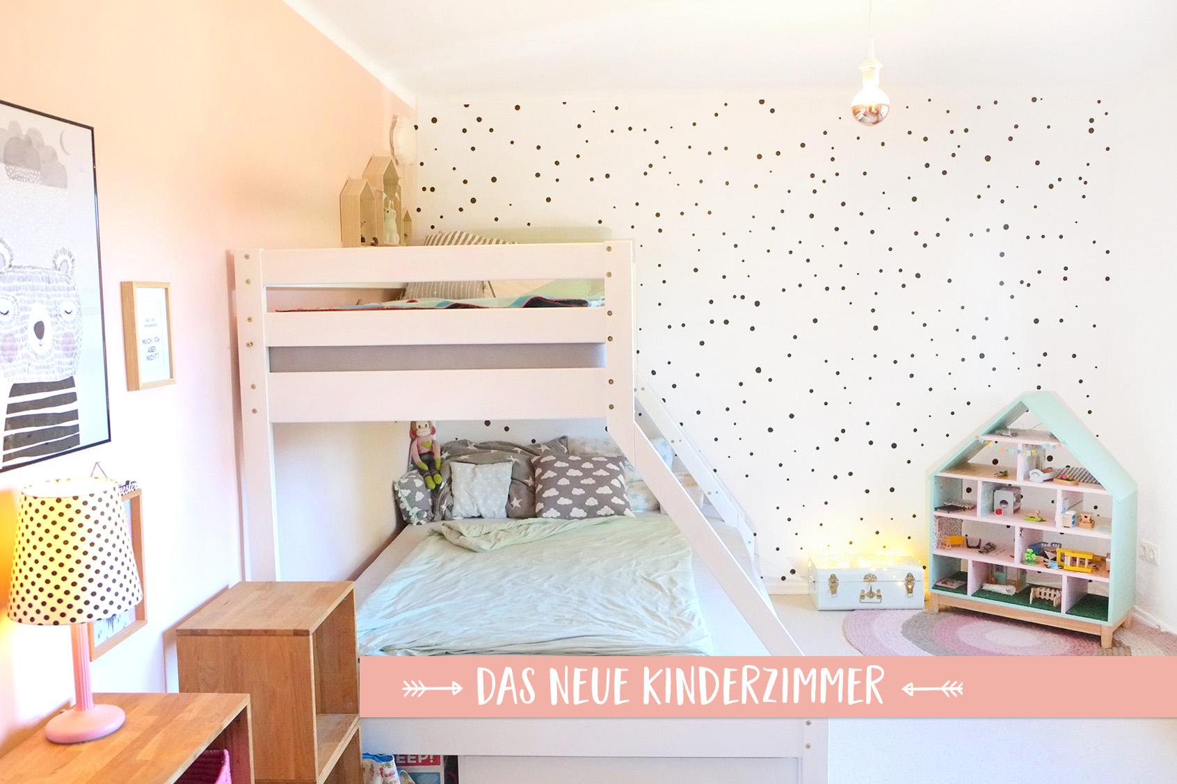 Unser Haus: das neue Kinderzimmer