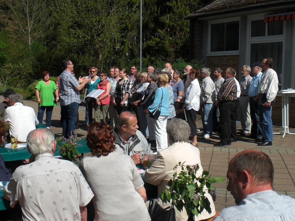 Der Gesangsverein Frankeneck