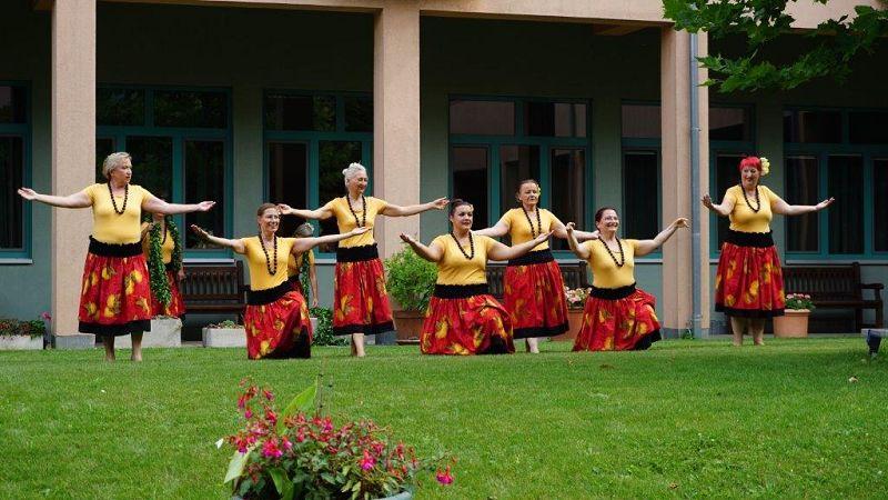 Sommerfest Seniorenzentrum Schwechat, Juli 2020