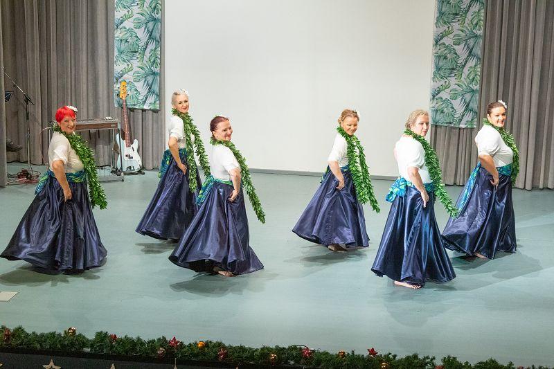 Hula O Hawai'i - Die Show, Theater am Park, Dezember 2019