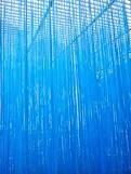 « Pénétrable Bleu BBL » de Soto