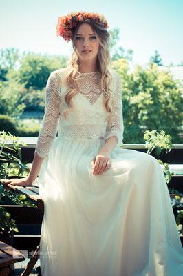 Brautkleider Aus Bio Baumwolle Brautmoden Finkbeiner
