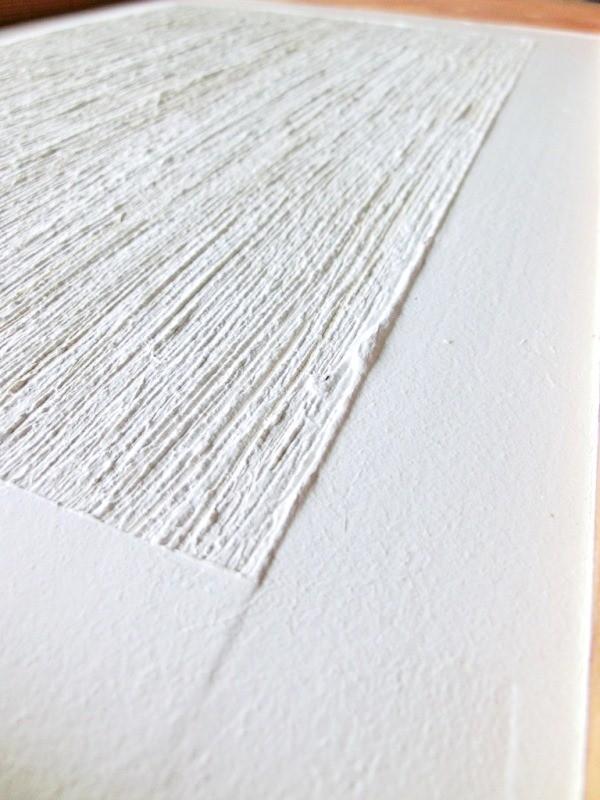 漆喰塗り壁「さざ波」