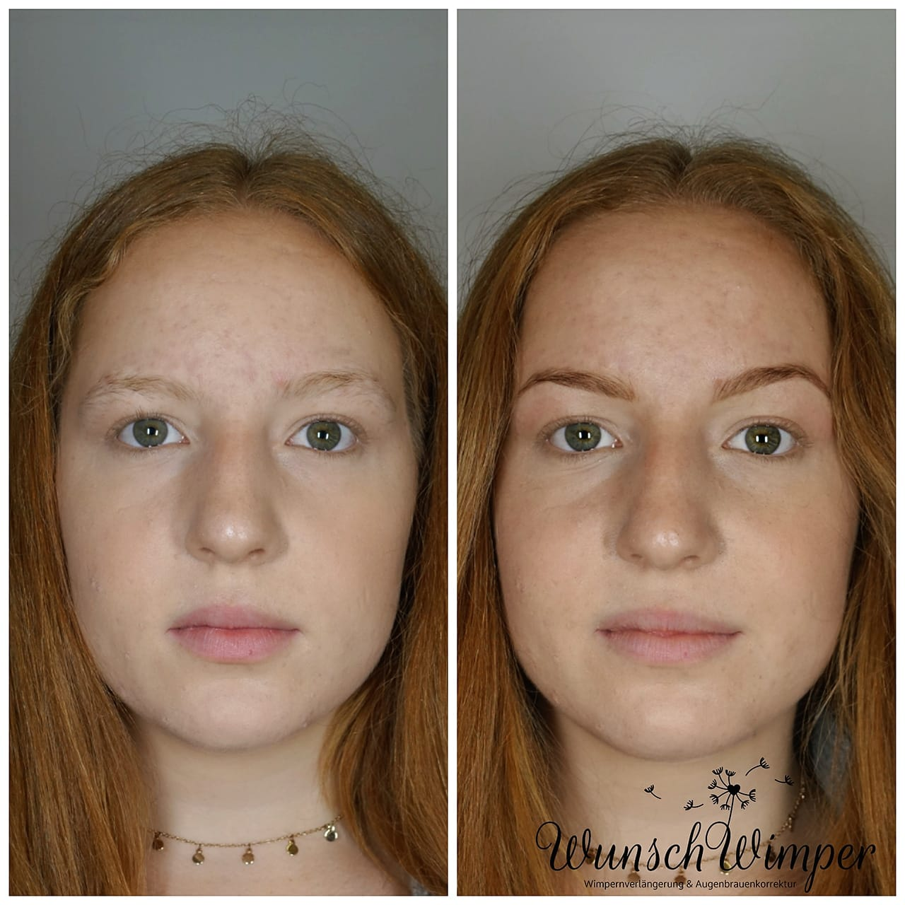 Augenbrauen Kiel Henna