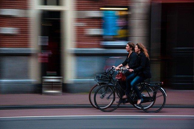 Ökumenische Fahrradsegnung