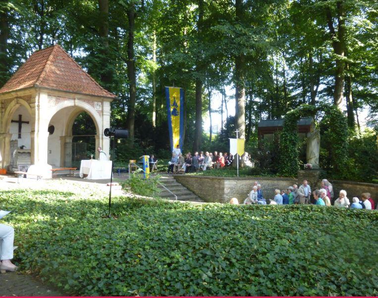 Ökumenischer Open-Air Gottesdienst am Pfingstmontag