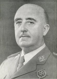 General Franco Foto aus Wikipedia
