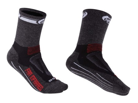 chaussettes hiver bbb infrarouge  22€95