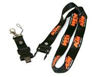 tour de cou clé USB  14€95